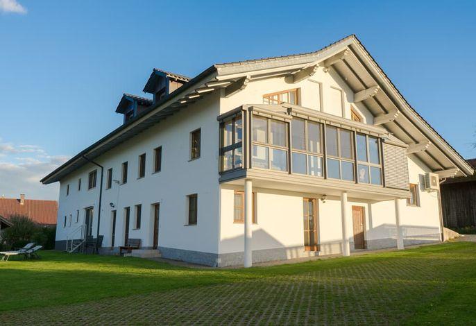 Landurlaub Eichinger Haus vom Garten