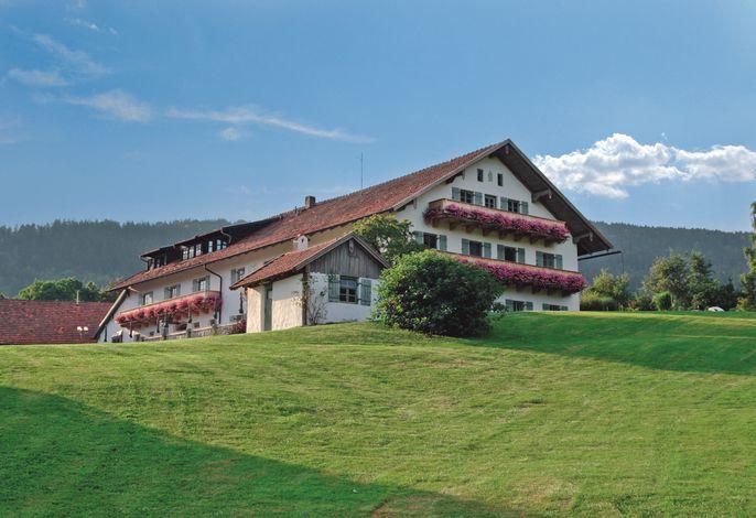 Blick auf den Wild-Berghof