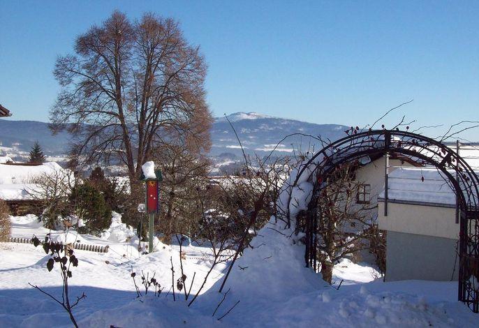 Winter in Rabenstein