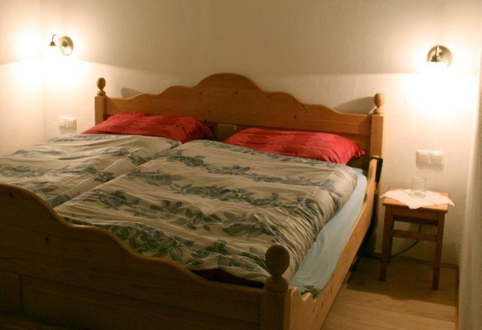 Fewo Gudde Stube Schlafzimmer