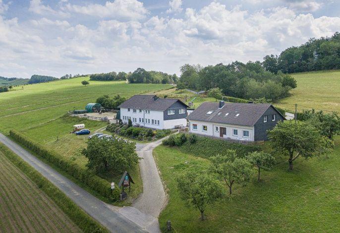 Hofansicht Ferienhof Rüßmann