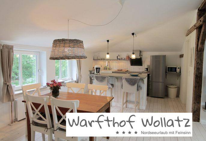 Herzlich willkommen auf dem Warfthof Wollatz