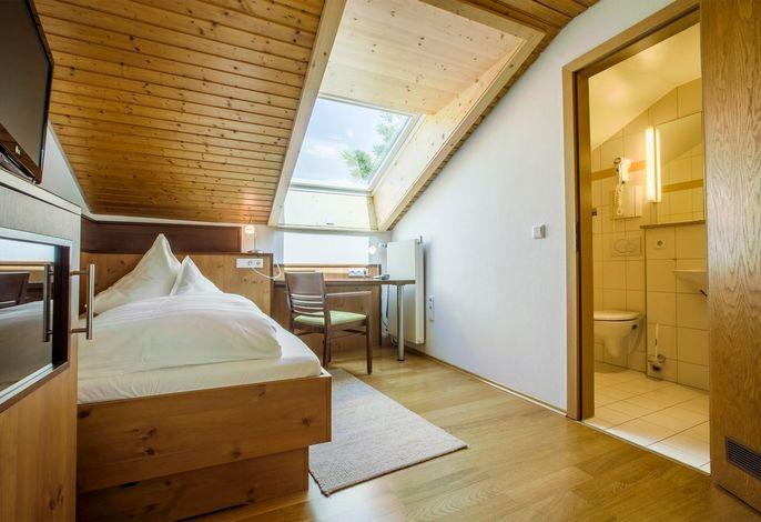 Hotel Brunner - Einzelzimmer Komfort+