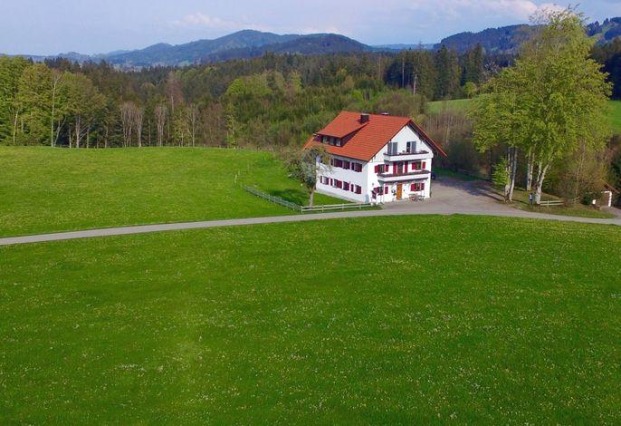 Altensberger Hof Frühjahr 2016