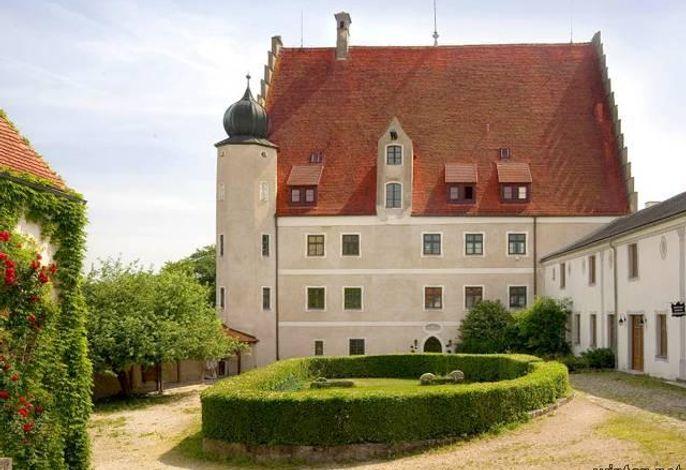 Hotel Schloss Eggersberg,Westfassade