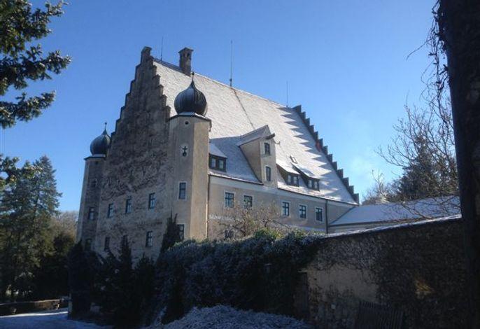Hotel Schloss Eggersberg, Nordfassade
