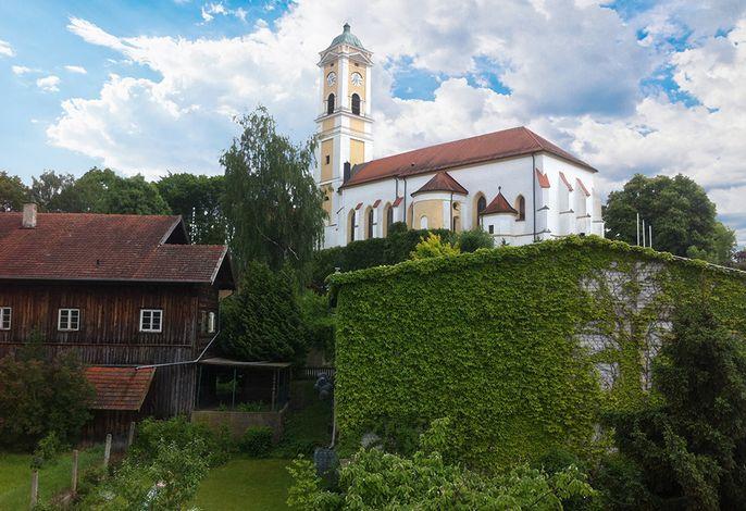 Appartement Kirchenblick