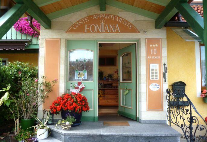 Eingang Haus Fontana