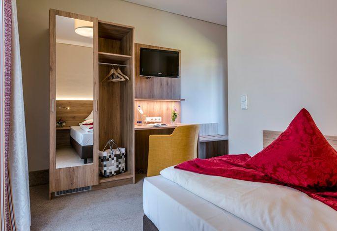 Hotel Eisvogel Bad Gögging Einzelzimmer Bavaria