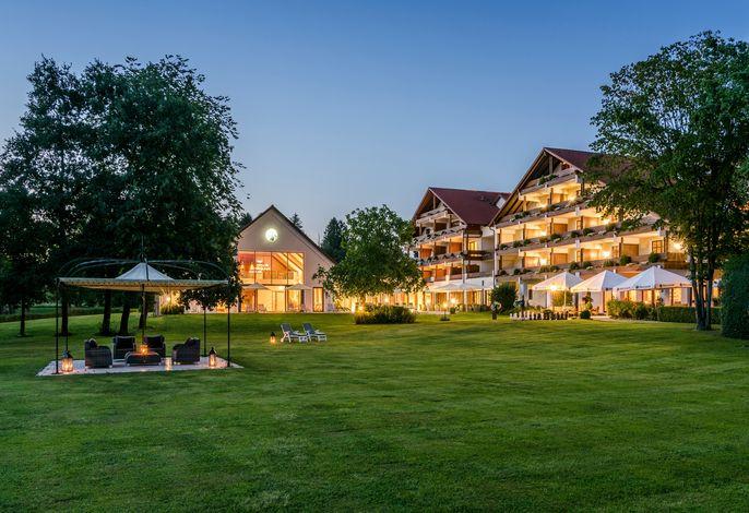 Hotel Eisvogel Bad Gögging Hausansicht