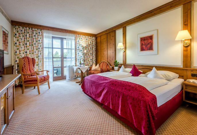 Hotel Eisvogel Bad Gögging Doppelzimmer Chalet