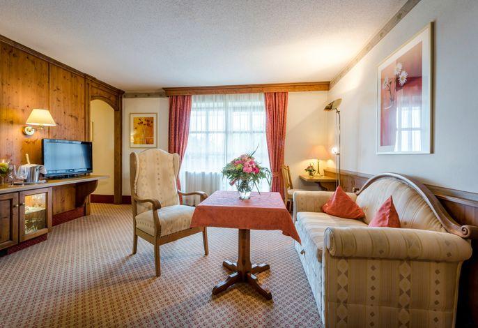 Hotel Eisvogel Bad Gögging Doppelzimmer Eisvogel