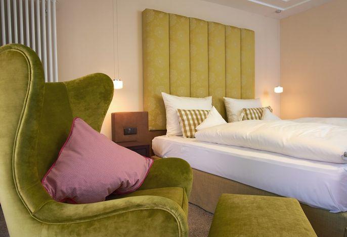 Hotel Eisvogel Bad Gögging Doppelzimmer Grandl