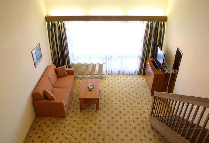 Galeriezimmer Hotel Centurio Bad Gögging