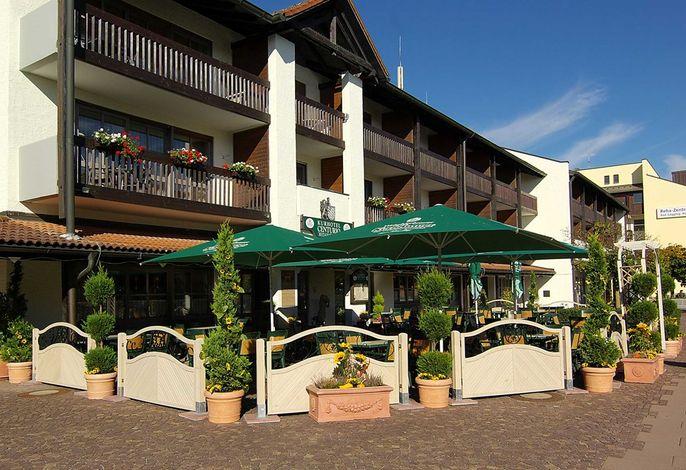 Hotel Centurio Bad Gögging Terrasse