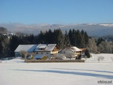 Winter in Loiblau
