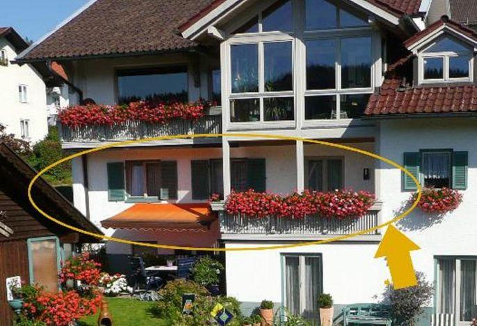 Wg.1 Ihr Balkon