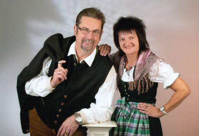 Ein herzliches Grüß Gott wünschen Gerhard und Aloisia Teichmann