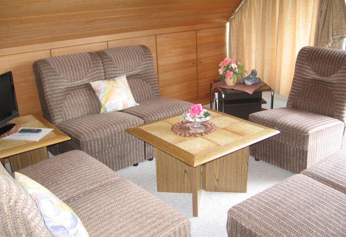 Sitzecke Wohnzimmer  links