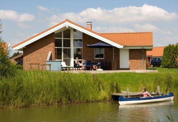 Ferienhaus Seeland Wasserseite