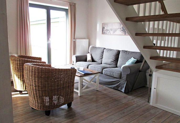 Gemütliches, modernes Wohnzimmer
