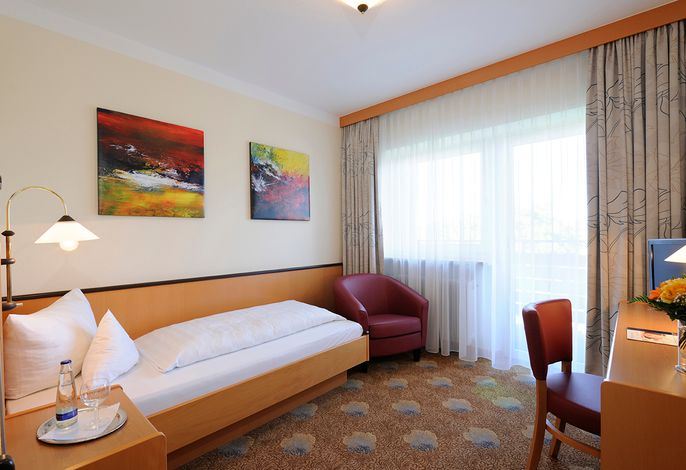 Hotel Füssinger Hof Einzelzimmer