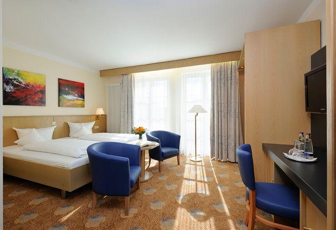 Hotel Füssinger Hof Doppelzimmer Beispiel