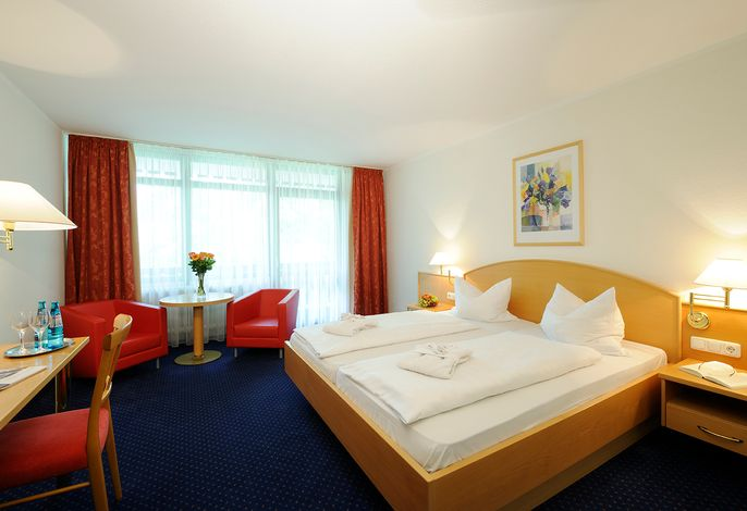 Hotel Königshof Doppelzimmer
