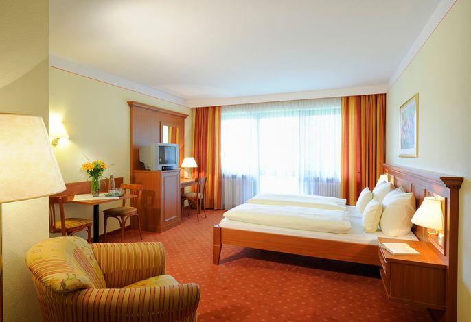 Vital-Hotel Jagdhof Doppelzimmer Beispiel