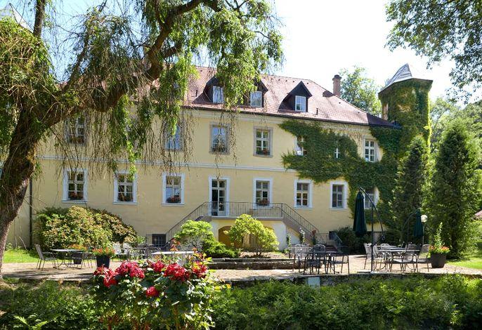 Schloss Rückansicht