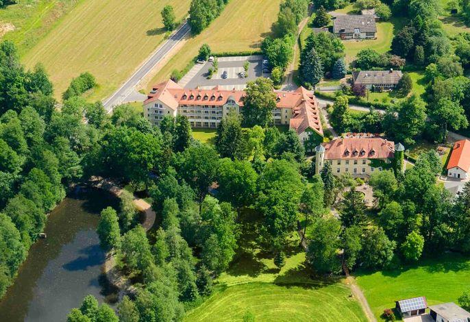 Hotelanlage Schloss Ernestgrün