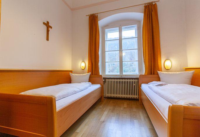 Zweibettzimmer Prälatur