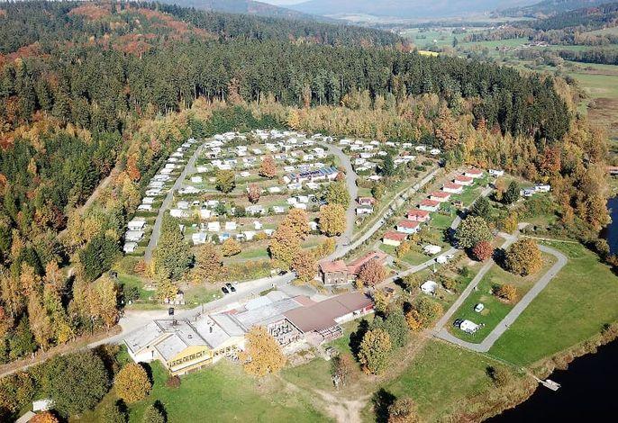 Ferienpark Perlsee Ferienhäuser, Camping, Mobilheime (Waldmünchen)