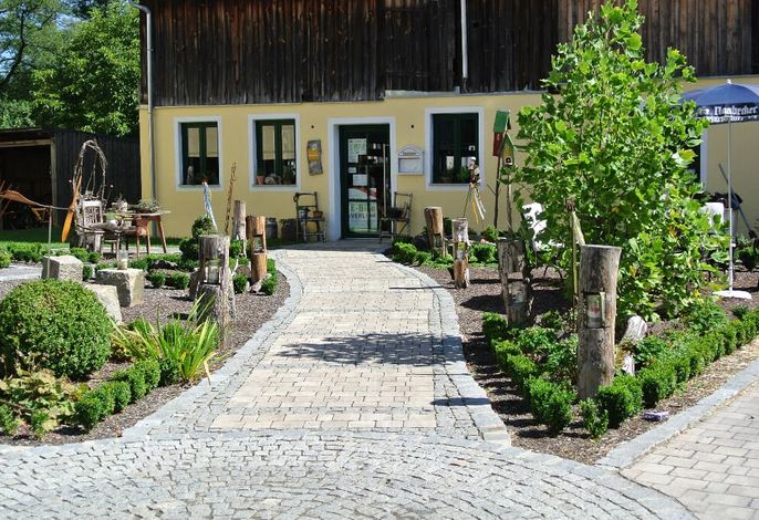Bauernhof-Café