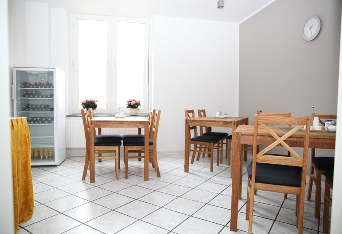 Pension - Frühstücksraum