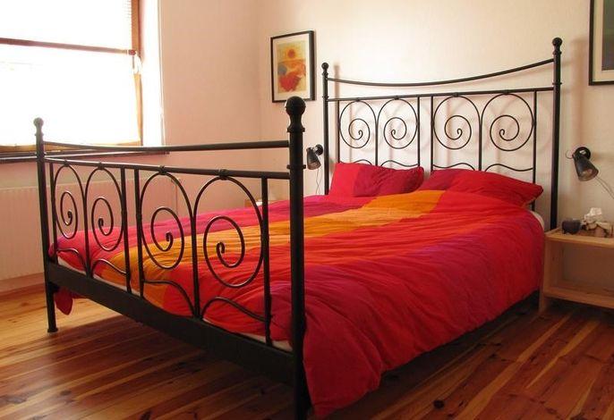 Schlafzimmer Westseite