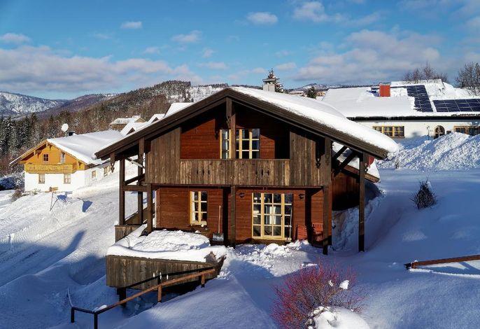 Winter Finsterau
