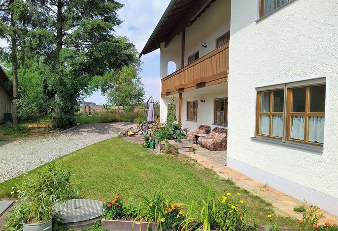Ferienhof Kräuterreich, Daheim - umgeben von Natur