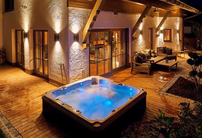 Rosserer  Lodge Pool