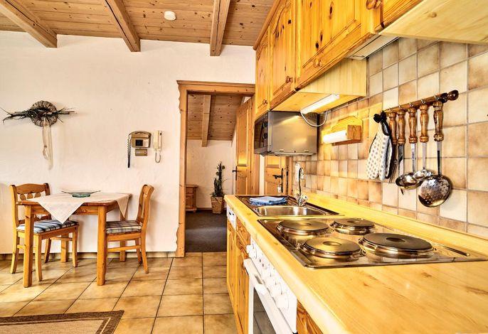 Küche kleiner Arber