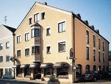 Aussenansicht Hotel garni Fuchs