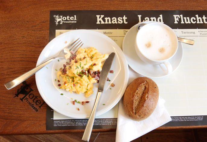 Frühstück KnastLandFlucht