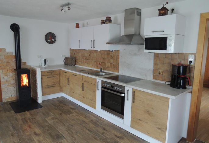 Küche -FEWO Fuchsbeg
