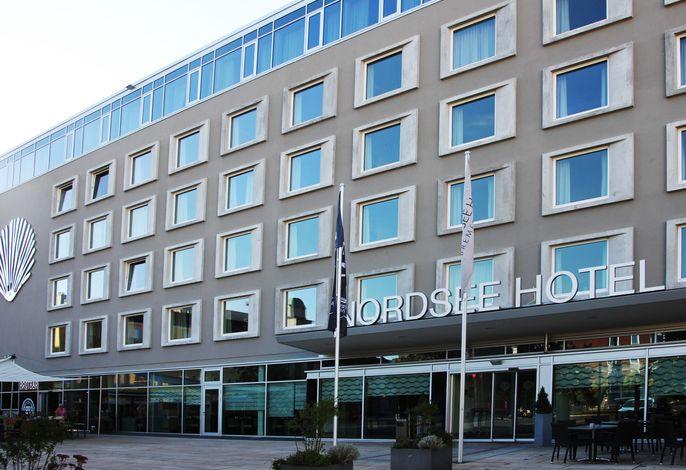 Außenansicht Nordsee Hotel