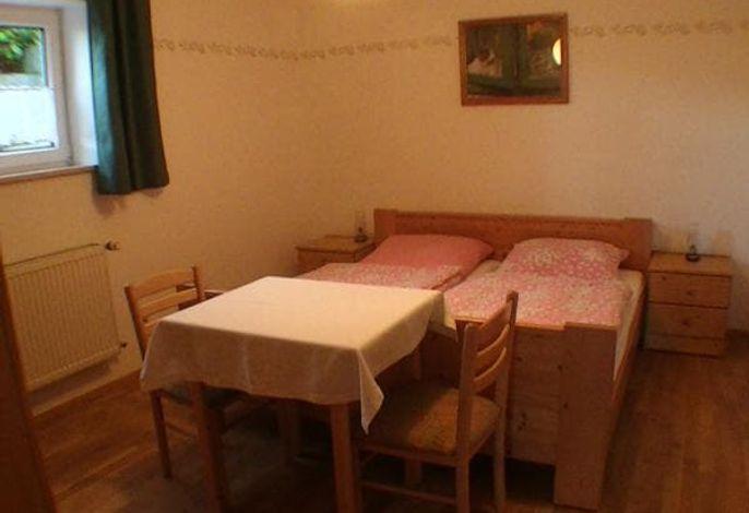 große Wohnung - Schlafzimmer