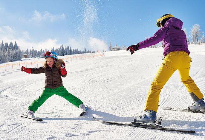 Skifahren - Kids