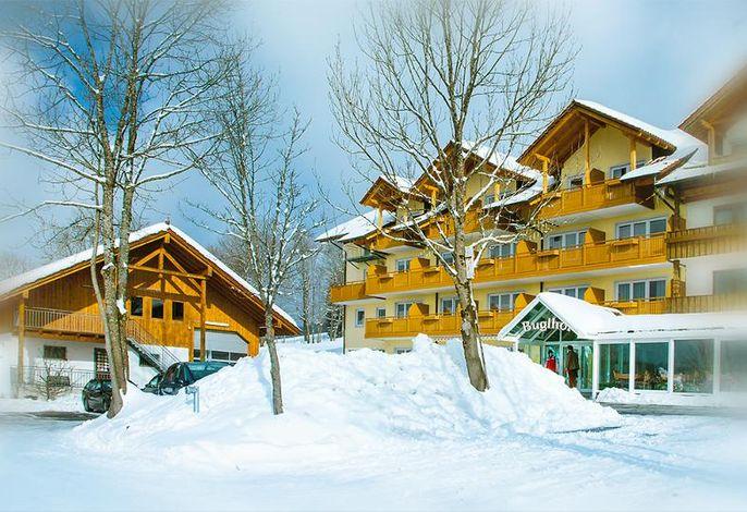 Gasthof im Winter