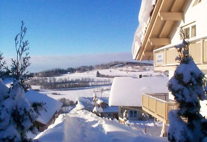 Haus Paradies Winter