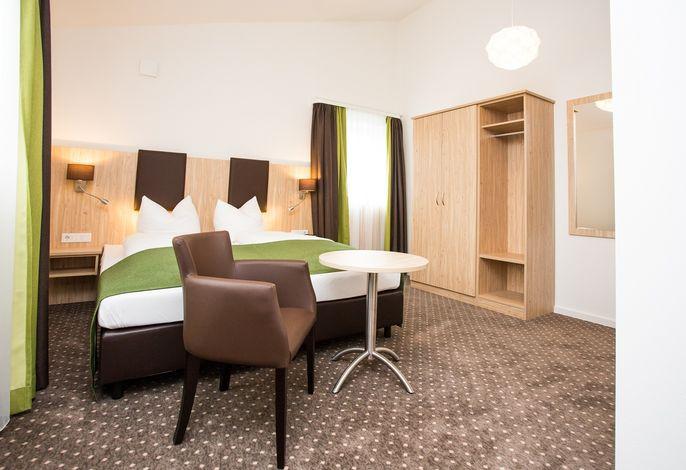 Zimmeransicht Doppelzimmer Standard