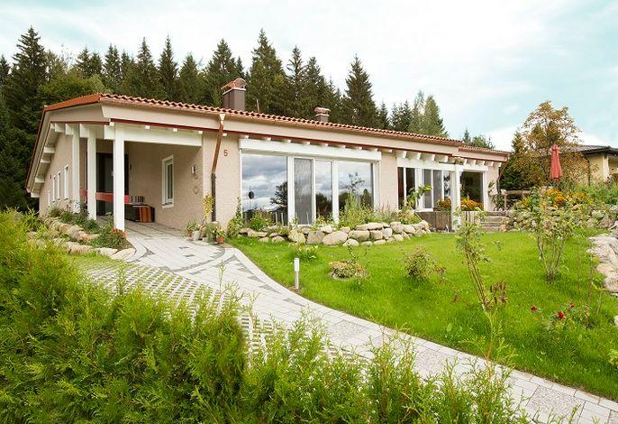 Haus am Waldpark Sommerbild